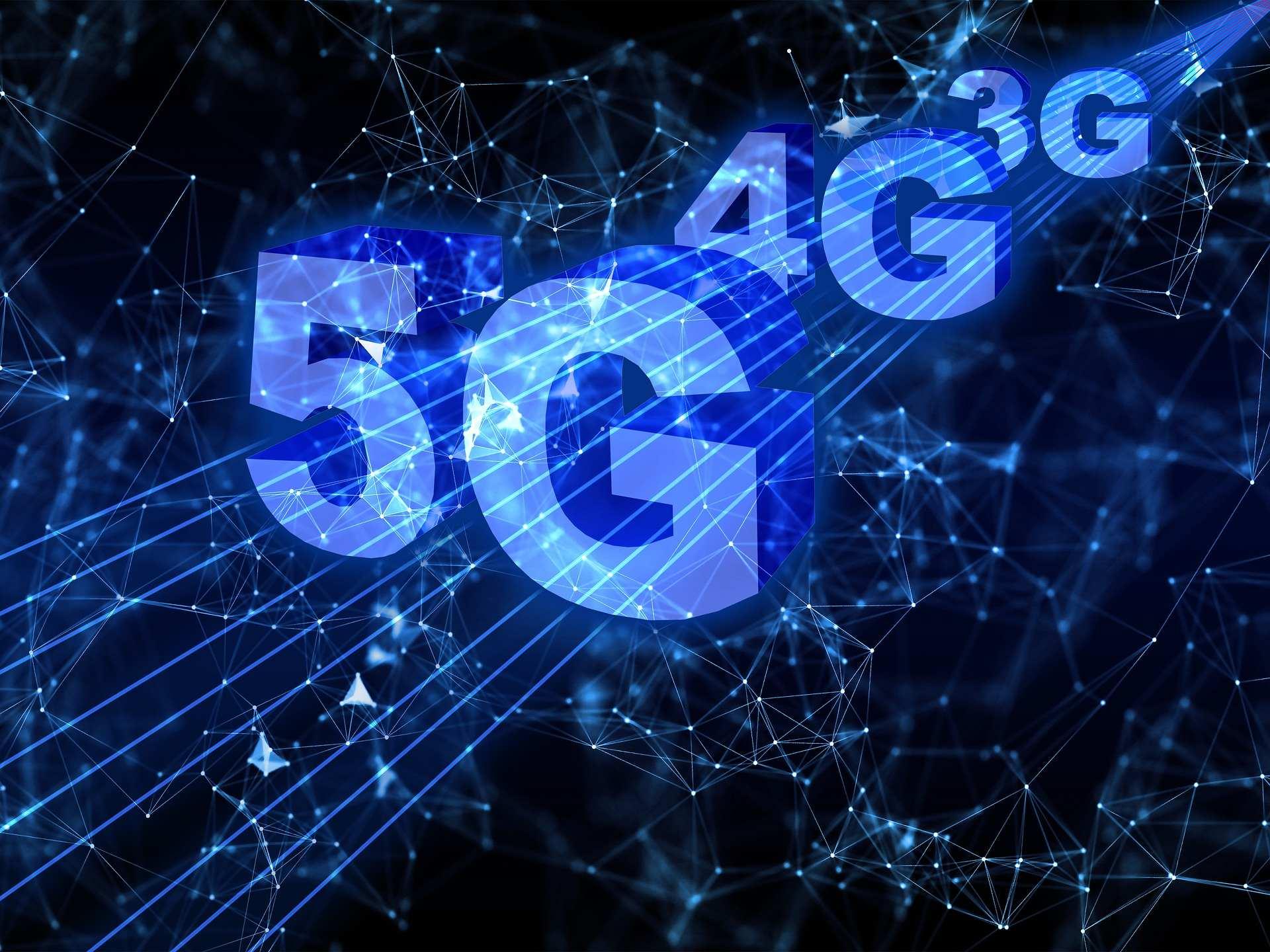 5 G: Wettrennen im Weltmarkt